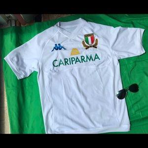 Kappa Shirts - Italian Kappa Rugby Away Jersey 🏉 2ba17e381